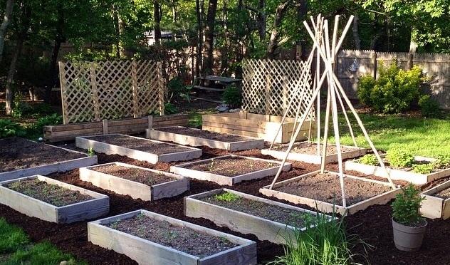 Garden Overhaul